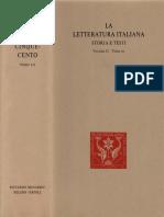 A cura di Paola Barocchi - La letteratura italiana. Storia e testi. Scritti d'arte del Cinquecento Vol. 32.3(1977, Ricciardi).pdf