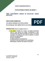 Guía Explicativa Trabajo Grupal - Unidad 1