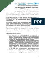 Ser estudiantes  del nivel superior en tiempos de aislamiento y a través de la virtualidad- PDF