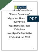 Extranjeros residentes en Querétaro