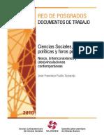 Ccss Politicas y Foros Publicos