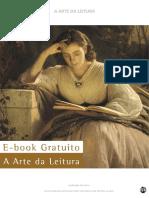 A ARTE DA LEITURA - E-BOOK