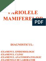 03. Diagnosticul in Variolele mamiferelor