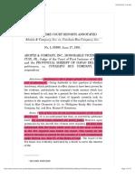 1. Aboitiz v. Cotabato Construction