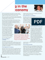 Investing in the Human Economy - June 2010