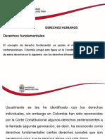DIAPOSITIVAS DERECHOS HUMANOS FUNDAMENTALES 2016