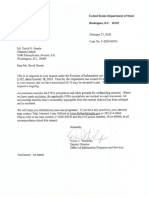 CU v. State Dept. Document Release Part I (Ukraine Embassy-Burisma-Biden)