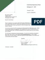 CU v. State Dept. Document Release Part I (Ukraine Embassy-Burisma-Biden)