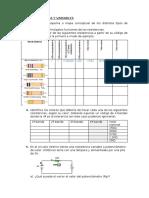Actividades resistencias fijas y variables