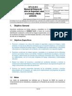 GPS-(S)-M-2. V.4.  Manual Sistema de Gestion SST