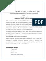 GUIA  PROCESO DE SUSTENTACION DE GRADO