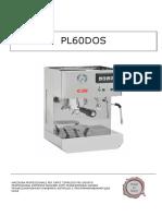 Инструкция по эксплуатации LELIT PL60DOZ