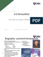4G Demystified Celplan