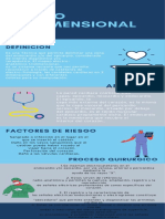 blue entrepreneur personalities business infographic
