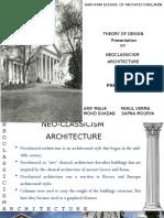 neo classism architecture