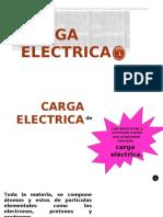 CARGA ELECTRICA y LEY DE COULOMB (1)