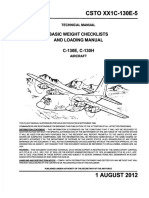 Docdownloader.com Xx1c 130e 5 Basic Weight Checklists and Loading Manual Hercules c 130