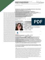 Rol docente y vínculos en la virtualidad. Entrevista a Diana Mazza. Boletín de novedades educativas N°107 - Fundación Luminis
