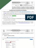 INSTITUCIÓN EDUCATIVA CRISTO REY-ACTUALIZACIÓN DE DATOS-PLATAFORMA SIGIA