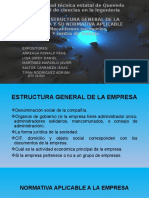 Estructura d empresas y Normativas.pptx