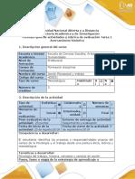 Guía de actividades y rubrica de evaluación Tarea 1-Acercamiento histórico