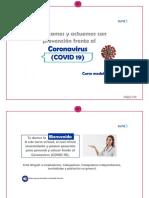 Memoria-CONOZCAMOS Y ACTUEMOS CON PREVENCIÓN FRENTE AL CORONAVIRUS (COVID 19)