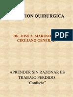 3. INFECCION QUIRURGICA