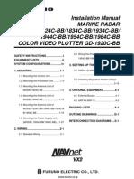 18x4C 19x4C GD1920C BB Installation Manual H 7-16-09