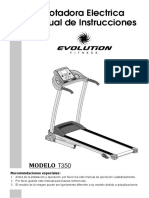 EVOLUTION T350 Manual Spanish-20140102