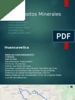 Depósitos Minerales