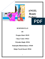 trend setters business plan