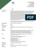 Green Fluoresence Protein