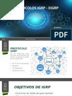 igrp protocolo