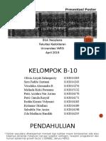 Presentasi Poster B10