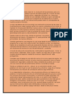 ENSAYO REFLEXIVO PSICOLOGIA DE LOS SENTIMIENTOS