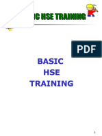 Basic Hse Training