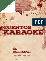 Cuentos Karaoke - El Borrador - Sergio Cortés.pdf.pdf