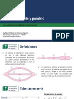 4. Tuberías en serie y paralelo.pdf