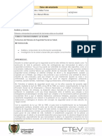 PROTCOLO ELEABORACIÓN DE PROYECTOS EN SALUD UNIDAD 3