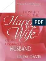 HOW TO BE A HAPPY WIFE OF UNSAVED HUSBAND LINDA DAVIS