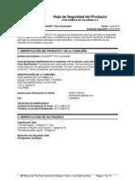 MSDS_Ecosurf EH-3- ESP_H&L