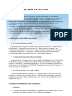 Le Credit Document a Ire