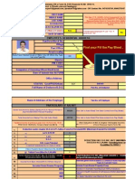 All in One Income Tax Return Preparation of All Govt & Private Employees for FY 2010-2011