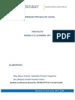 MODELO E-LEARNING UPT