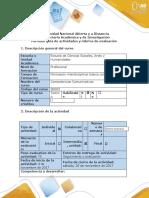 5 comGuía de actividades y rúbrica de evaluación taller 5. Aprendizaje colegial e innovación