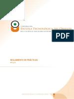 DPS-55-02 Reglamento de Practicas