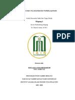 RPP sistem gerak MTsN 8 TA