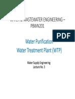W3- Water Purification-1