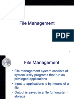 Chapter 8 File Systems