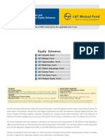 L&T Mutual Fund Form